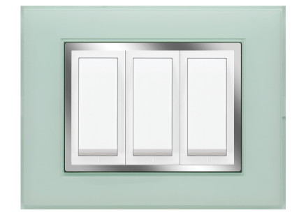 ECO Flat Plates - Promot Switches - Glamour is now centered on your wall