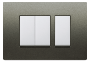 Metrix - Promot Switches - Glamour is now centered on your wall