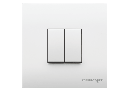 Metrix Wooden - Promot Switches - Glamour is now centered on your wall