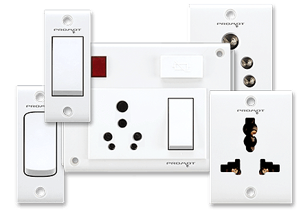 P > More Range - Promot Switches - Glamour is now centered on your wall