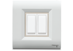 Pro Wood Plate Series - Promot Switches - Glamour is now centered on your wall